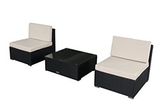 3 piece Outdoor Furniture Patio Set Is A Rattan Garden Furniture