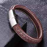 best leather bracelets are on a click away