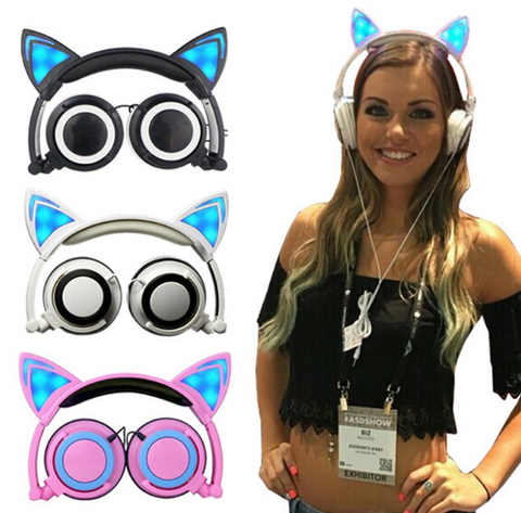 top ten gifts of 2016 is the cat ear headphones