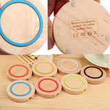 Universal Wireless Wood Pad Charger For iPhone Galaxy Note 4 3 S5/4/3 Nexus 4/5, Tech, MHY STORE - MHY STORE