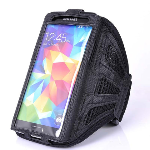 Universal Smartphone Sport Armband with Mesh Breath Technology