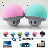 Wireless Bluetooth Mushroom Speaker Portable Waterproof Stereo