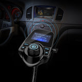 Universal Bluetooth Car Kit Handsfree FM Transmitter