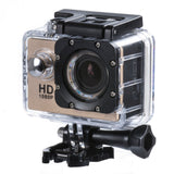 HD Waterproof Action Camera Is Great Sport Camera For Live Action Photography