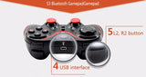 Wireless Joystick Gamepad Gaming Controller Remote Control for Mobile Phone or Tablet