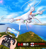 Quadcopter Drone With Camera Live Aerial Transmit RC Drone