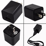 Mini USB Spy Security Camera Adapter HD 1080P USB Wall Charger