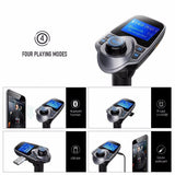 Bluetooth FM Transmitter Is Great Fm Transmitter for Car