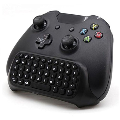 Mini Wireless Chatpad Message Keyboard for Microsoft Xbox One Controller