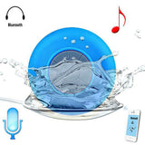 Wireless Portable Audio HD Water Resistant Bluetooth 3.0 Shower Speaker