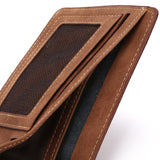 Designer Men's Wallets High Quality Leather Wallets