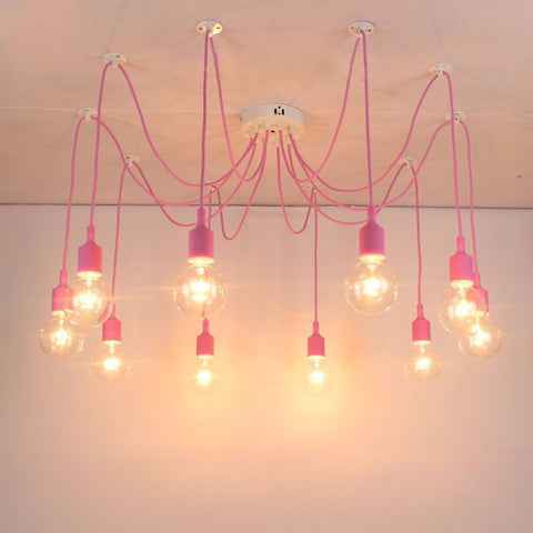 RAINBOW INDUSTRIAL EDISON CEILING PENDANT LIGHTS