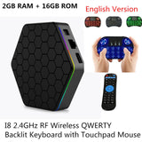 Android Smart TV Box WiFi Smart Media Player