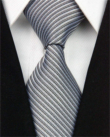 Designer Ties Like Jacquard Mens Ties Are Woven Solid Striped Ties