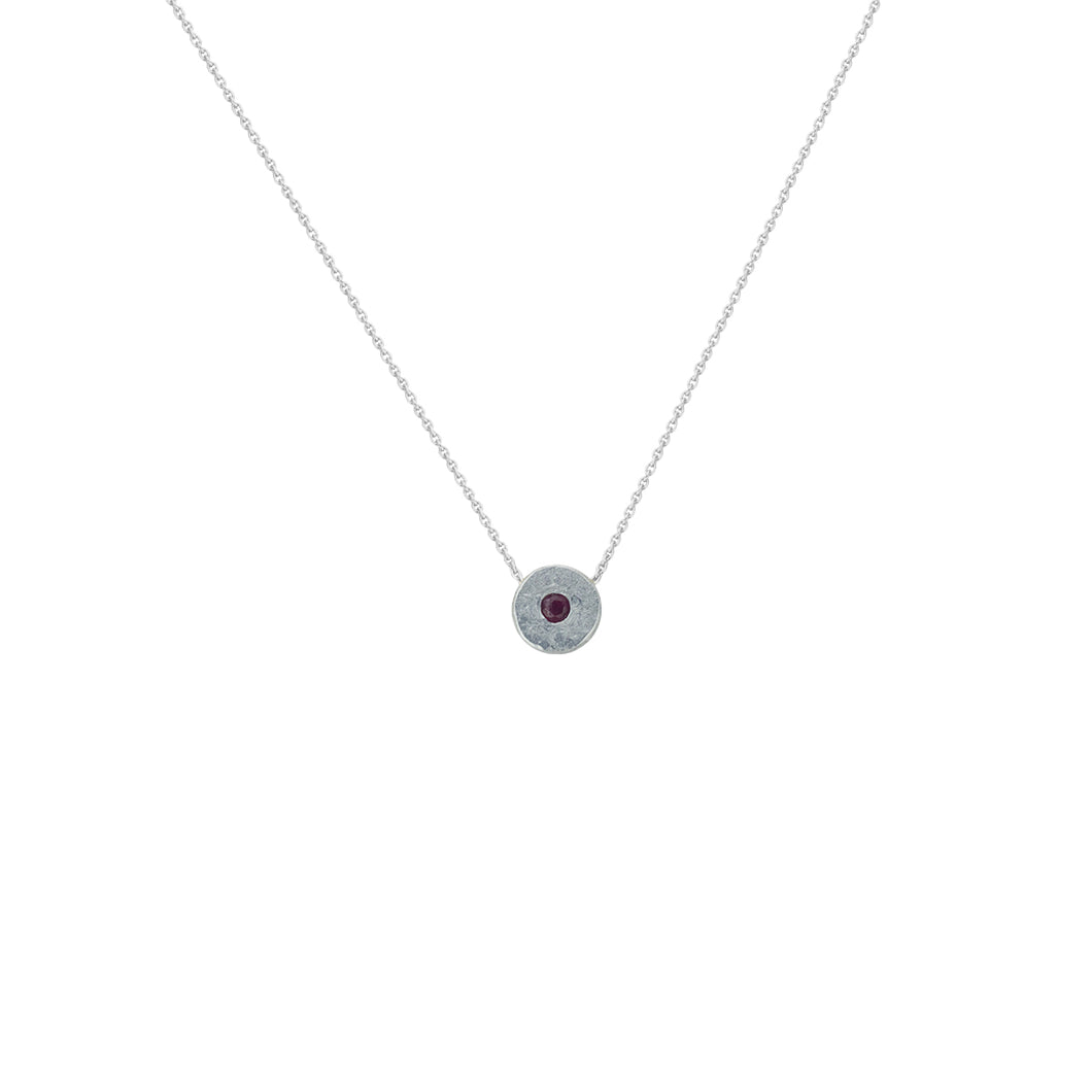 LITTLE, BUT FIERCE BIRTHSTONE NECKLACE