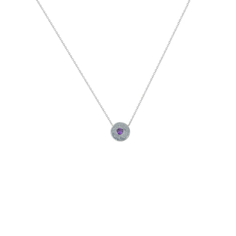 LITTLE, BUT FIERCE GEMSTONE NECKLACE