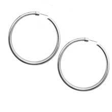 Load image into Gallery viewer, VIRTUOUS CIRCLE JUMBO HOOPS