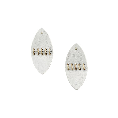 Laos Double Dome Earring