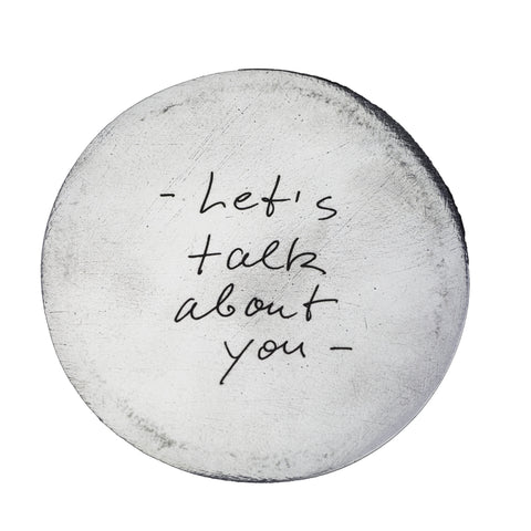 "Beatrix OST ""Let's Talk About You"" Coasters"