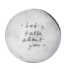 "Beatrix OST ""Let's Talk About You"" Coasters - Set of 4"