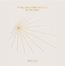 Load image into Gallery viewer, FIND YOUR LIGHT MANTRA NECKLACE