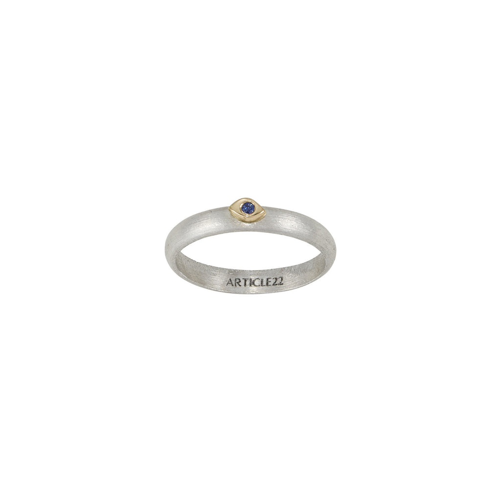 Cosmos Ring Yellow Gold
