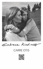 "Load image into Gallery viewer, ""EMBRACE KINDNESS"" BANGLE - CARRE OTIS COLLABORATION"