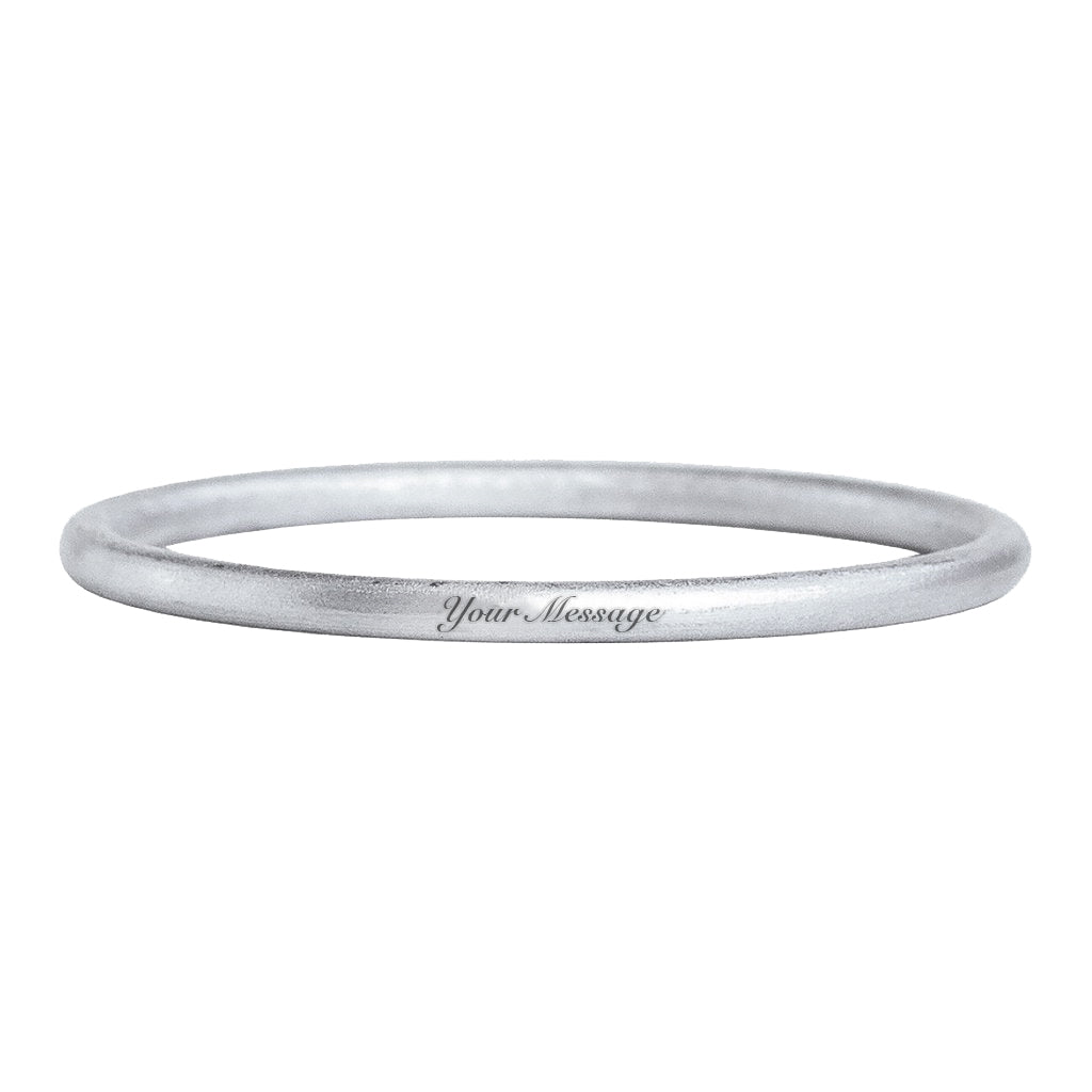 CUSTOM ENGRAVED CLASSIC BANGLE