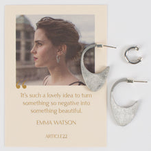 Load image into Gallery viewer, LAOS DOME EARRINGS WORN BY EMMA WATSON