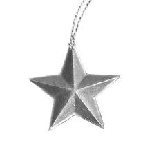 Load image into Gallery viewer, SHINE A LIGHT STAR ORNAMENT