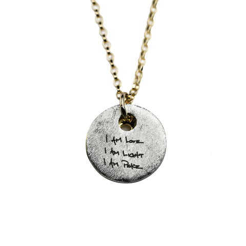 FRUIT of Life Necklace 14K GOLD