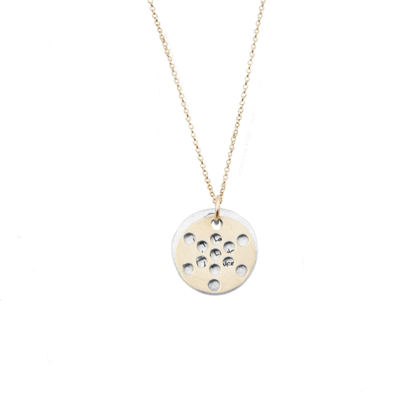 1 3cm FRUIT of Life Necklace