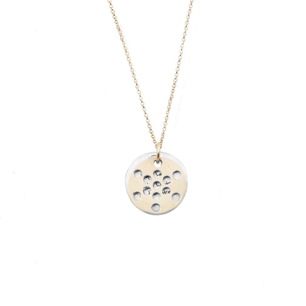 FRUIT OF LIFE NECKLACE