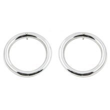 Load image into Gallery viewer, VIRTUOUS CIRCLE EARRINGS 2.8CM