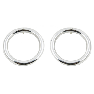 Virtuous Circle Earrings 2.8cm