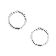 Load image into Gallery viewer, VIRTUOUS CIRCLE EARRINGS 2.2CM