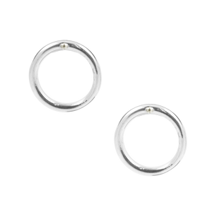 Virtuous Circle Earrings 2.2cm