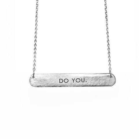 Do You Jewelgram Tag Necklace