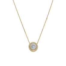 Load image into Gallery viewer, PURCHASE OUR BIRTHSTONE 14K GOLD NECKLACE AND RECEIVE 50% OFF OF A SECOND BIRTHSTONE NECKLACE WHEN PURCHASED TOGETHER