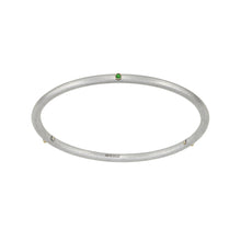 Load image into Gallery viewer, Birthstone 14K Skinny Bangle
