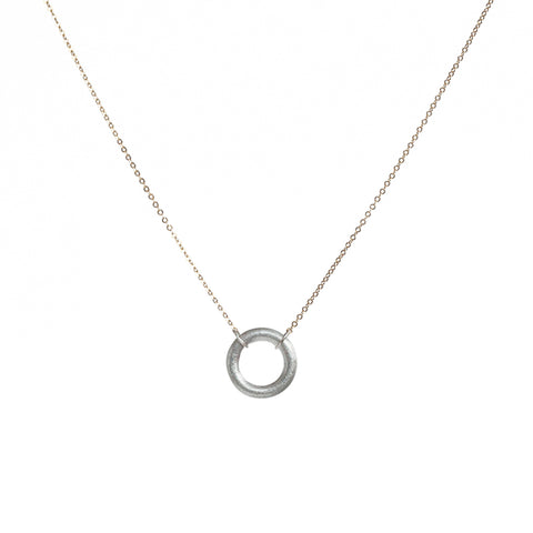 VIRTUOUS FULL CIRCLE NECKLACE