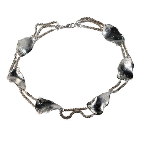 Ashes Shard Collar Necklace Discontinued