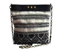 Load image into Gallery viewer, ARTICLE22 HAND LOOMED, NATURALLY DYED HANDBAGS - SLING CROSSBODY