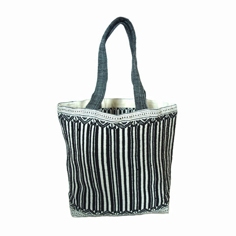 ARTICLE22 HAND LOOMED, NATURALLY DYED HANDBAGS - TOTE