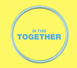 "NEW ""IN THIS TOGETHER"" BANGLE - WEAR A BRACELET AND SHOW YOUR SUPPORT"