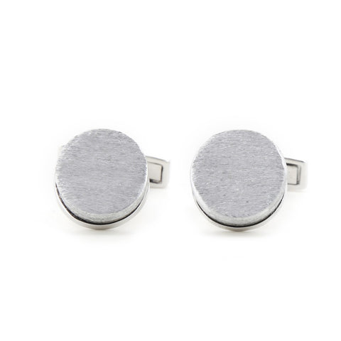 THE NINES x ARTICLE22 Cufflinks Sterling Silver
