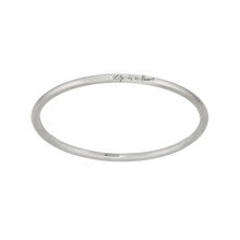 Load image into Gallery viewer, Wear Your Values White Diamond Bangle