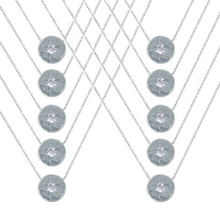 Load image into Gallery viewer, LITTLE, BUT FIERCE DIAMOND NECKLACE x10 BUNDLE (RRP $1,500)