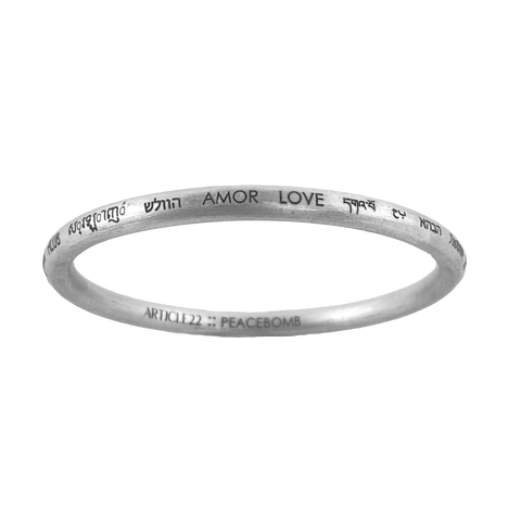 NEW LOVE ALL AROUND BANGLE