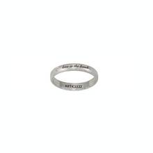 Load image into Gallery viewer, LOVE IS THE BOMB LUXE DIAMOND RING